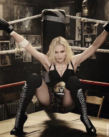 Madonna NU in Polonia