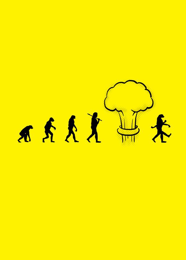 evolutie nucleara