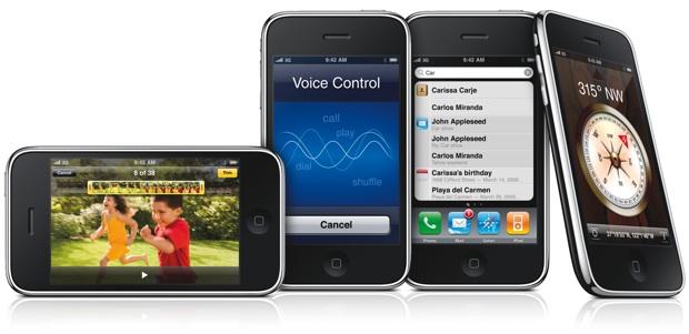noul iPhone 3G S