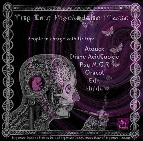 A trip into psychedelic music @ Stamba Cafe | 22.10.2009, 22:00