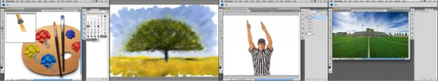 Adobe Photoshop CS5, noi tehnologii