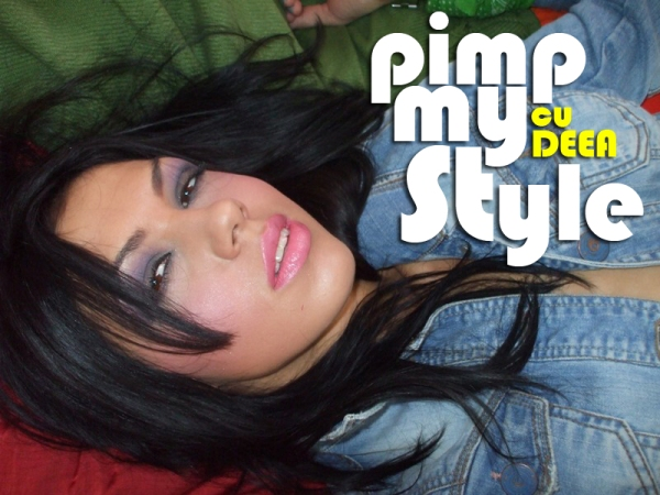 pimp my style cu deea restyle maieu